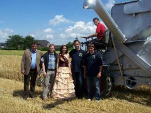 öfetour 2008 - mit Besuch der Kartoffelkönigin